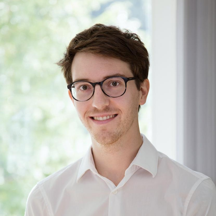 Markus Nutz - Student at International Program in Survey and Data Science