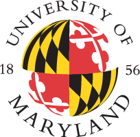Logo University of Maryland